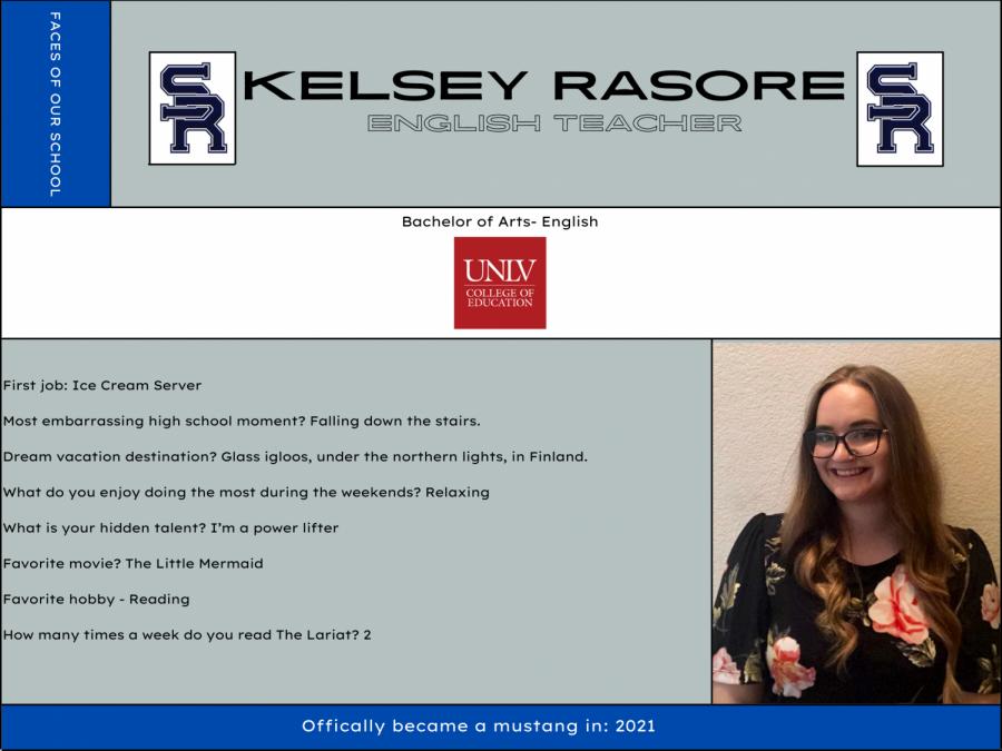 Kelsey Rasore
