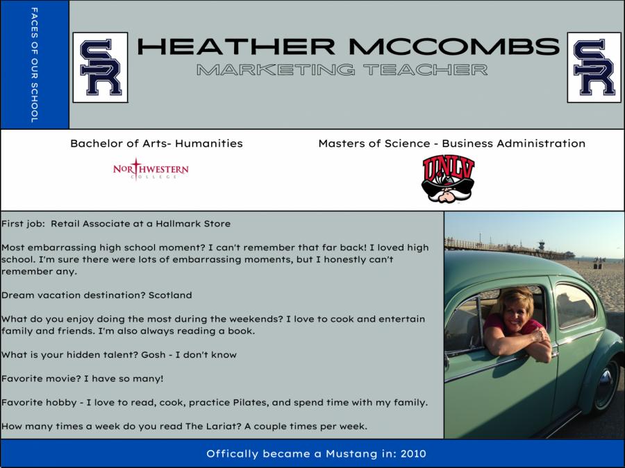 Heather McCombs