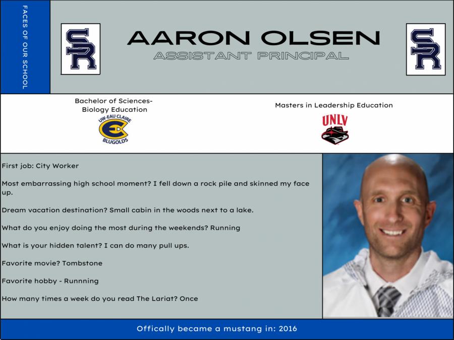 Aaron Olsen