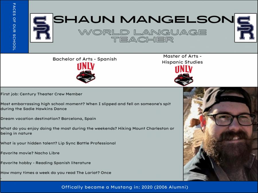 Shaun Mangelson