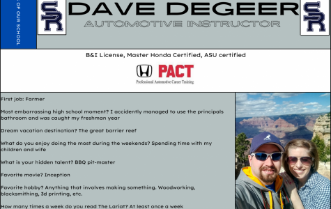 Dave Degeer