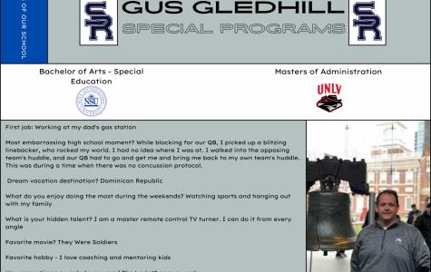 Gus Gledhill