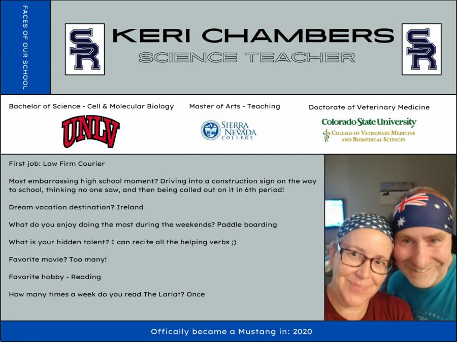 Keri Chambers