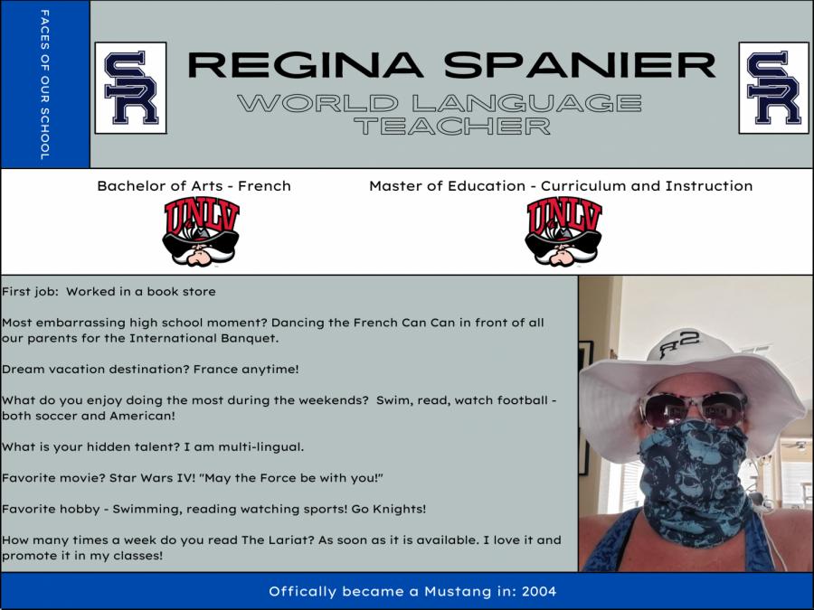 Regina+Spainer