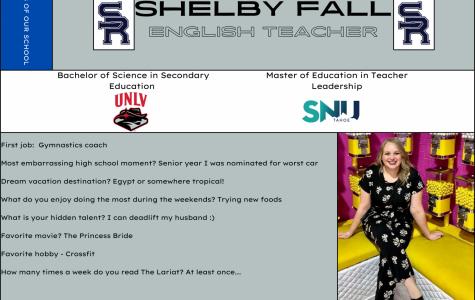 Shelby Fall
