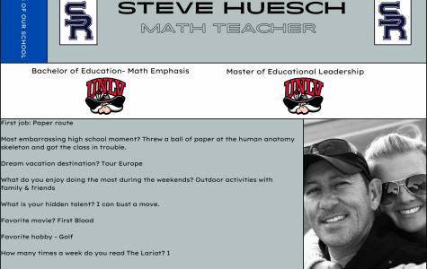 Steve Huesch