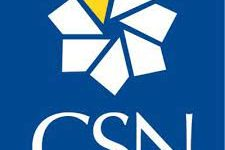 This is an image of the CSN logo.