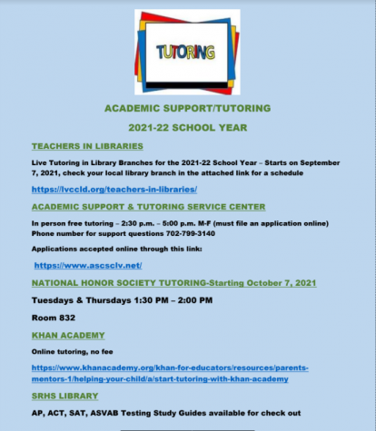 Academic Support Available for Students