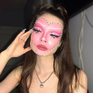 Valentines Day Look Created by RIley