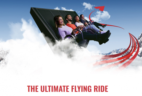 FlyOver Las Vegas- The Ultimate Flying Ride