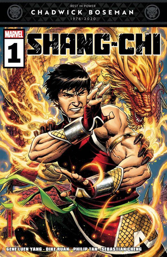 Gene Luen Yang's new and improved Shang-Chi comics
