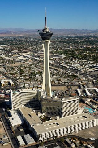 Atomic Range Opens Near Vegas STRAT