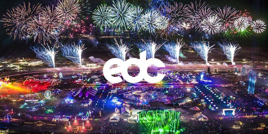 EDC Festival Grounds