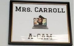 Mrs. Carroll is the counselor for alpha A-CAM
