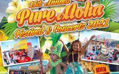 15th Annual Pure Aloha Festival & Concerts 2021